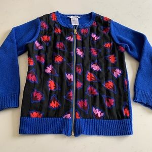 Little Marc Jacobs designer Girls cardigan